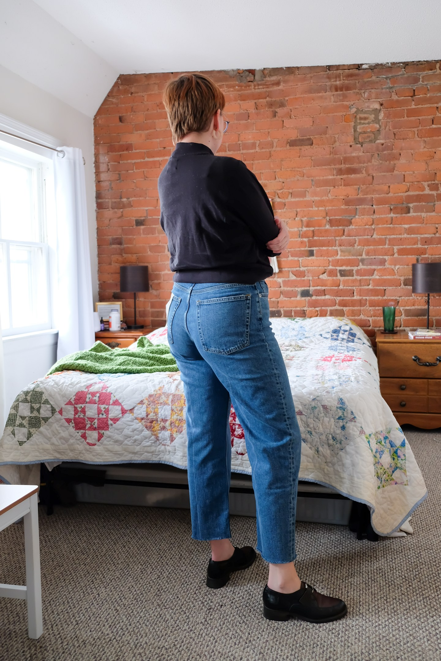 Everlane Way-High Jean Review