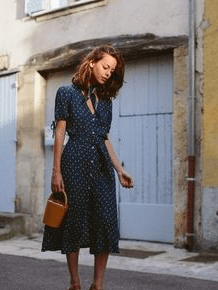 spring capsule 2021 inspiration - dots