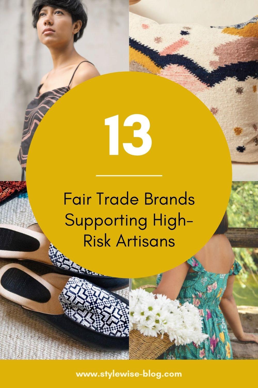 Fair Trade Brands That Support Artisans