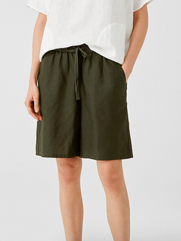 sustainable and ethical shorts