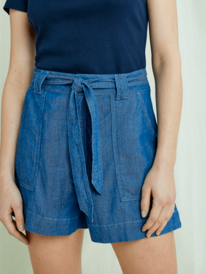 sustainable and ethical shorts - People Tree