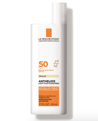 mineral sunscreen skin cancer foundation approved