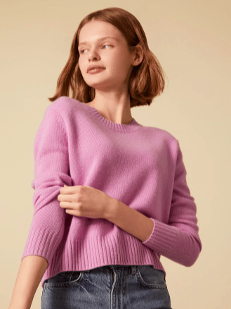 Italic's Innovative Business Model - cashmere sweater