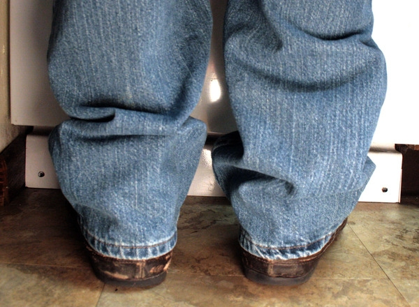 Wrong Length- Jeans