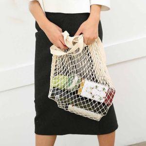 Reusable Fruit String Shopper