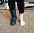 boots leggings