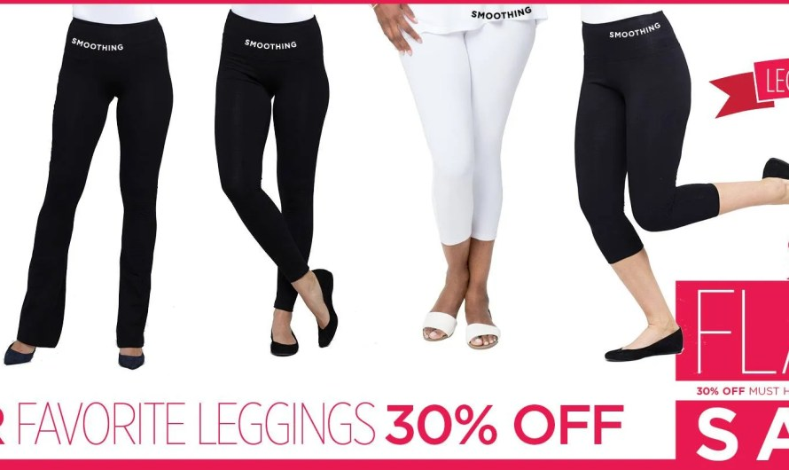 We all love our leggings!
