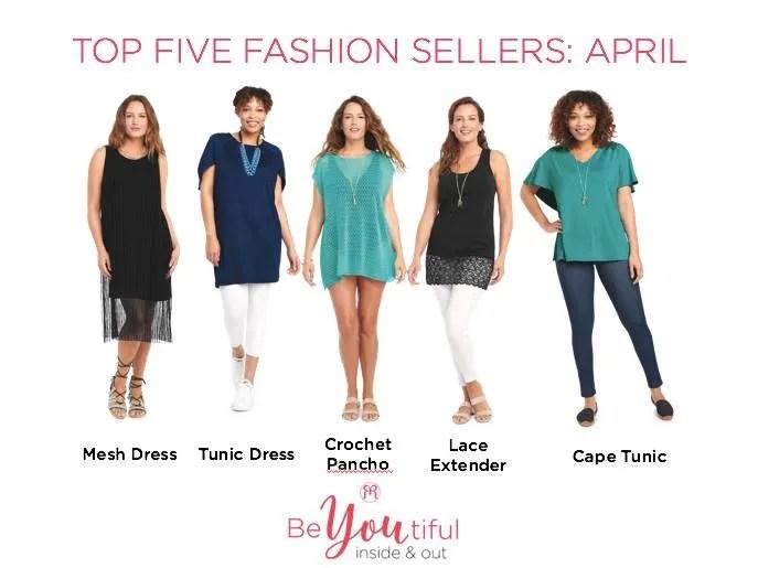 top 5 in April
