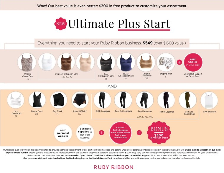 ultimate Plus Start