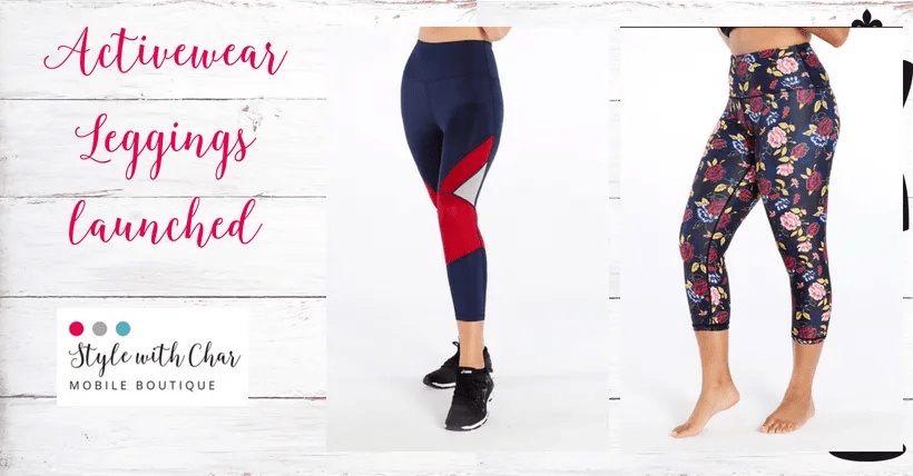 Ruby Ribbon launches new activewear leggings