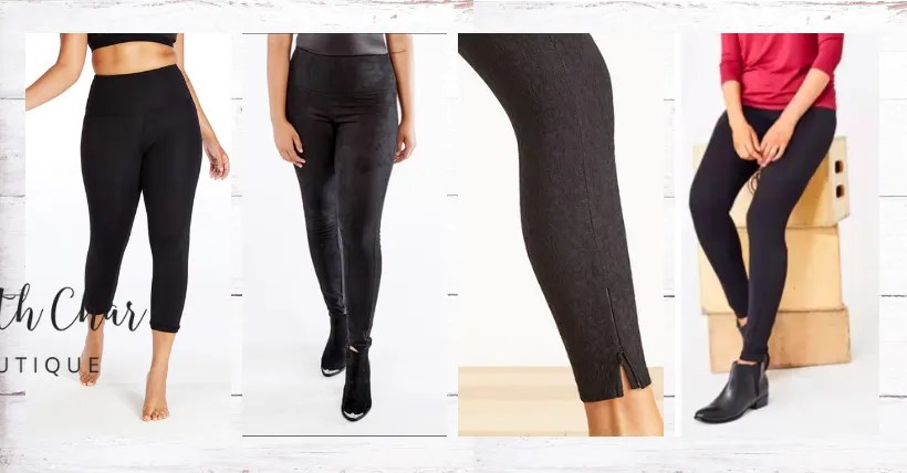 All black leggings are not the same