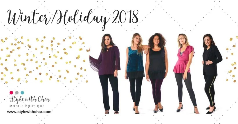 Read about the entire 2018 Winter and Holiday Collection