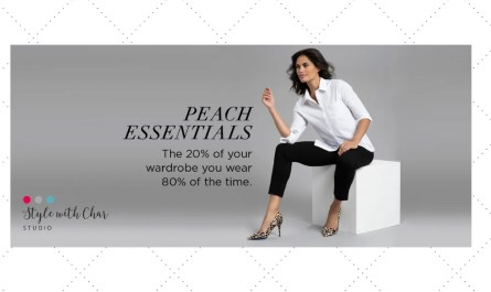 Peach Essentials 2020
