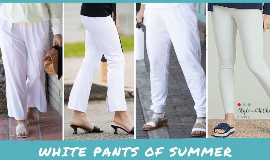 The White Pants of Summer