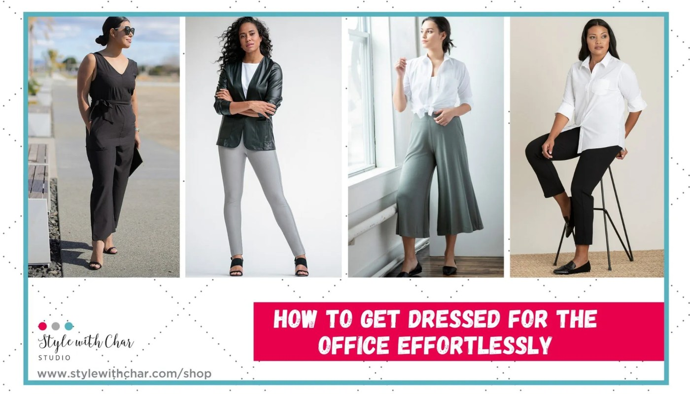 How to Get Dressed for the Office Effortlessly ebook
