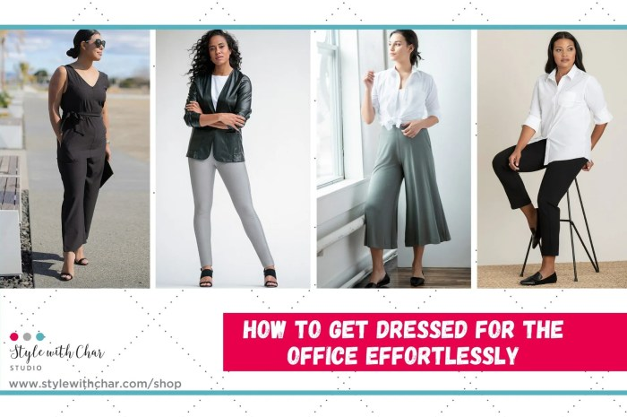 Ebook Download: How to Get Dressed for the Office Effortlessly