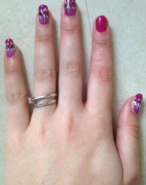 Drag Art Nails