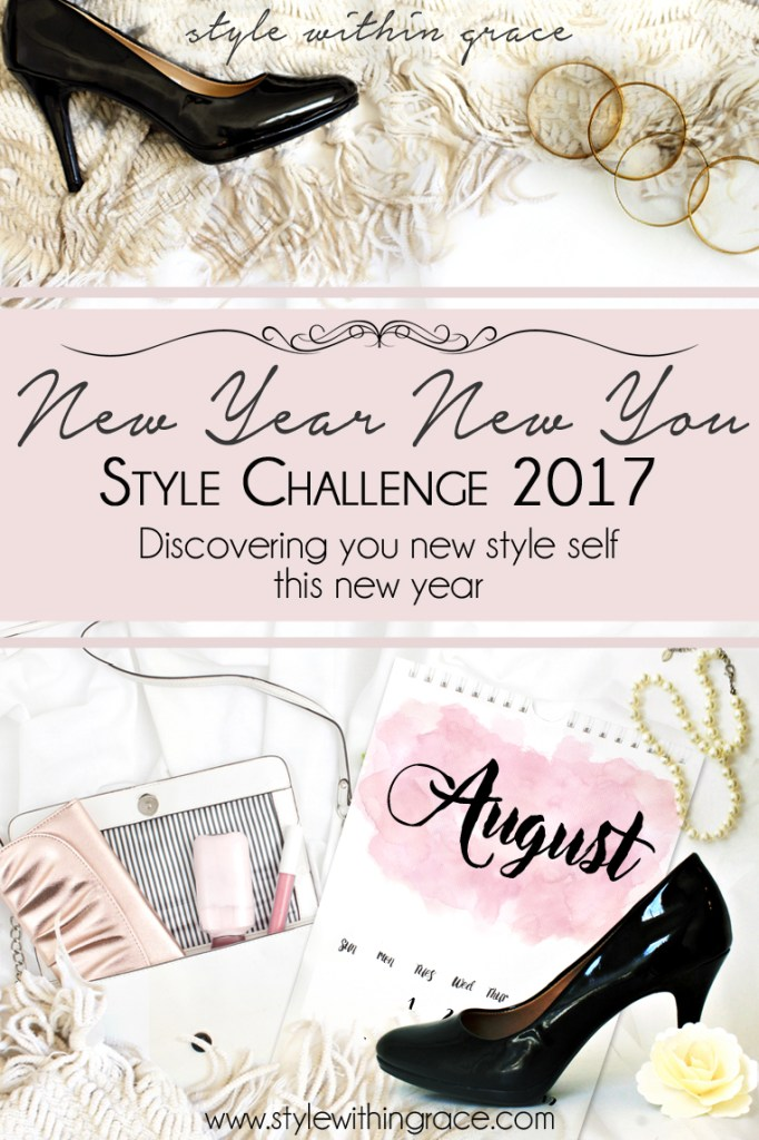 New Year New You Style Challenge (Accessorize August)