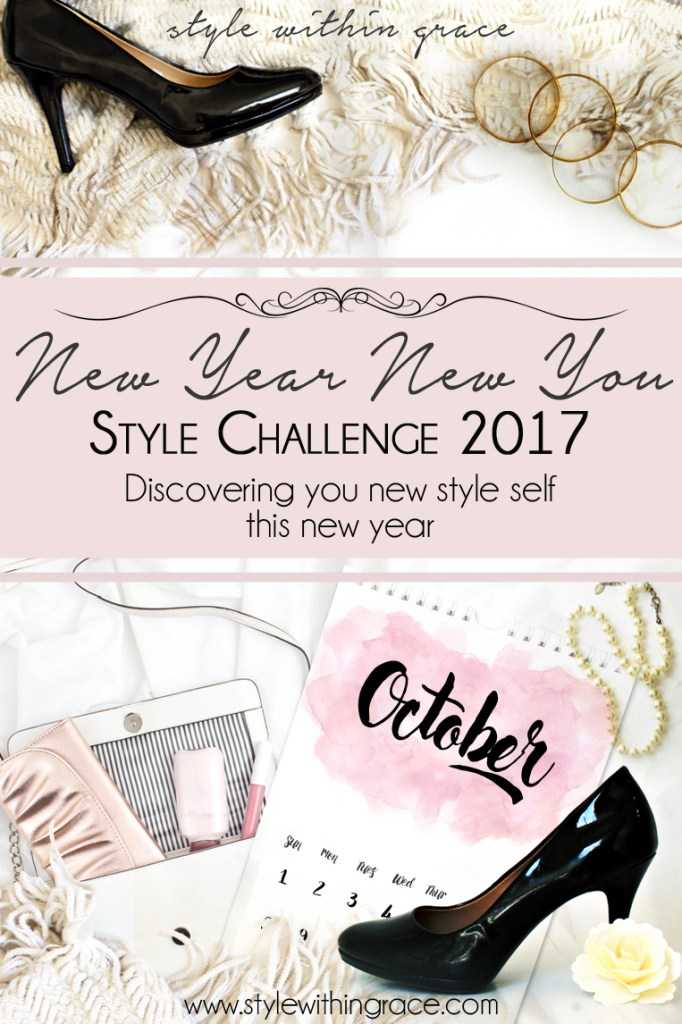 New Year New You Style Challenge (Shopping Ban October)