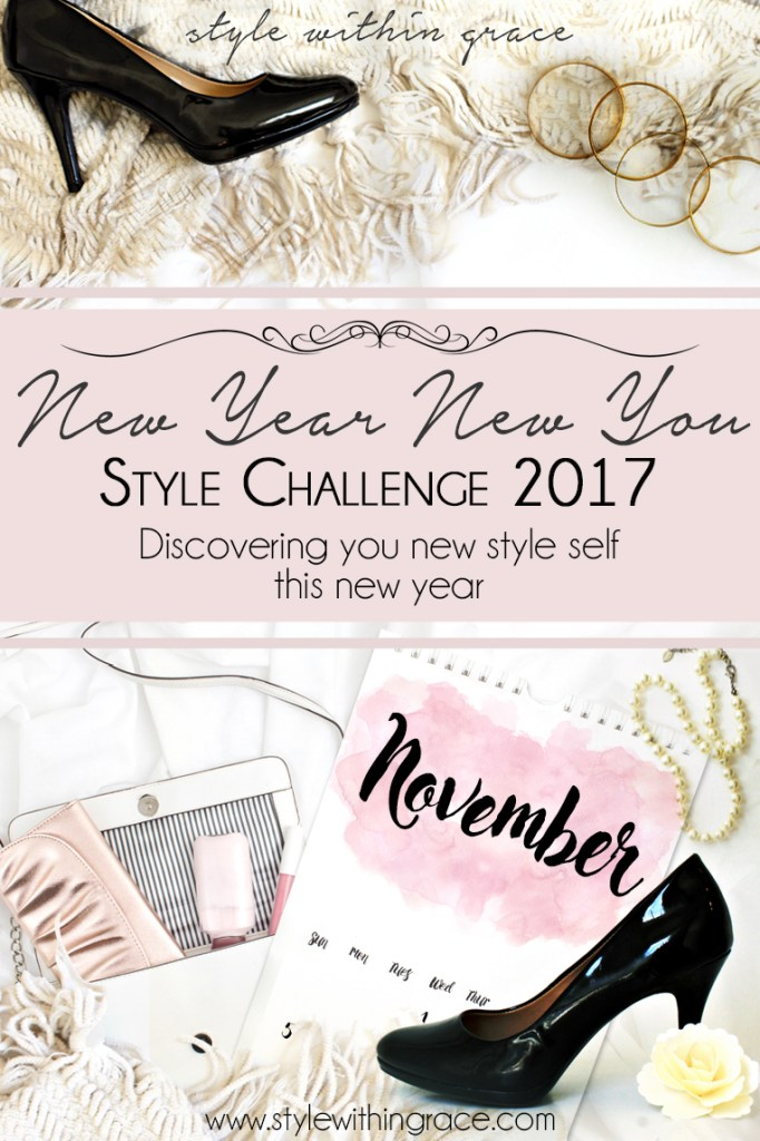 New Year New You Style Challenge (No[Rules]vember)