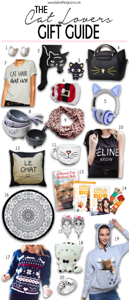 The Cat Lovers Gift Guide