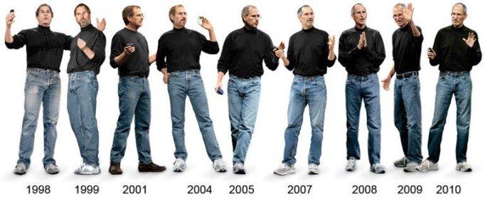 Steve Jobs Style Uniform