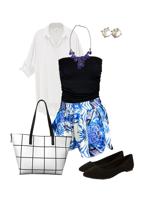 Melbourne Packing List Outfit 1