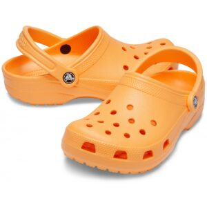 Cantaloupe Crocs