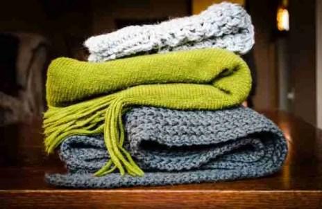 Fall fashion-scarves