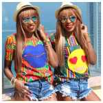 Ankara and denim fashion styles 2016 2017