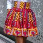 high waist ankara skirt for women 2016 2017