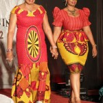 Kitenge/Leso/Khanga dresses designs For 2017
