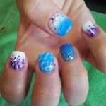 ocean nail art designs 2016