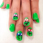 Turtle Nail Art Designs 2017