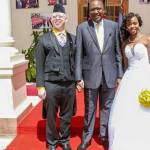 african celebrity wedding dresses  2016 2017