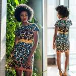 Stylish Ankara Short Dress Styles 2017