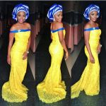 magnificent aso ebi in lace styles 2017