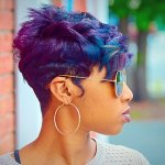 short african american pixie cuts 2017