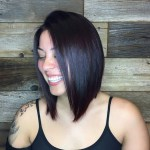 a line bob hairstyles for 2017 simple