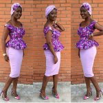 latest ankara fabulous dresses 2017