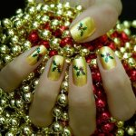christmas nail art design ideas 2017