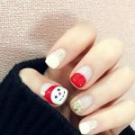 christmas nail art new 2017
