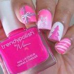 christmas nail art ideas trends