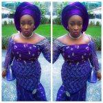 Aso Ebi Styles Lace 2017 In Nigeria