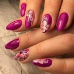 The favorite nail art  for every woman 2017