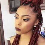 Black Braided Hairstyles for 2018