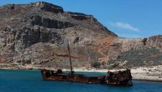gramvousa shipwreck