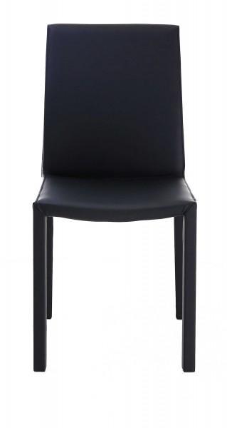 chaise moderne classique noir