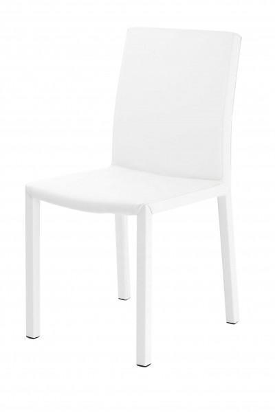 chaise blache classique moderne