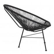 chaise design acapulco